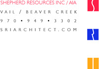 Shepherd Resources, Inc / AIA Logo